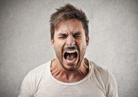 La ira puede ser una enfermedad, pero eso no significa que usted tiene que ser una enfermera