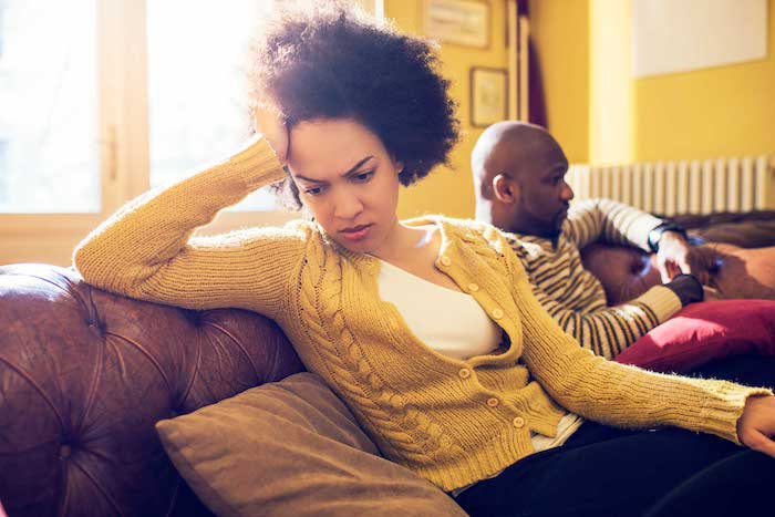 Mi socio me ha engañado – quiero salvar nuestra relación