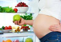 التغذية أثناء الحمل للنباتيين