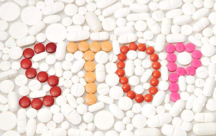 Les dangers des médicaments d'ordonnance aux états-unis.UU.