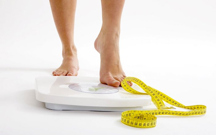 药的饮食和事实的重量损失