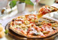 Como transformar pizza em uma refeição relativamente saudável