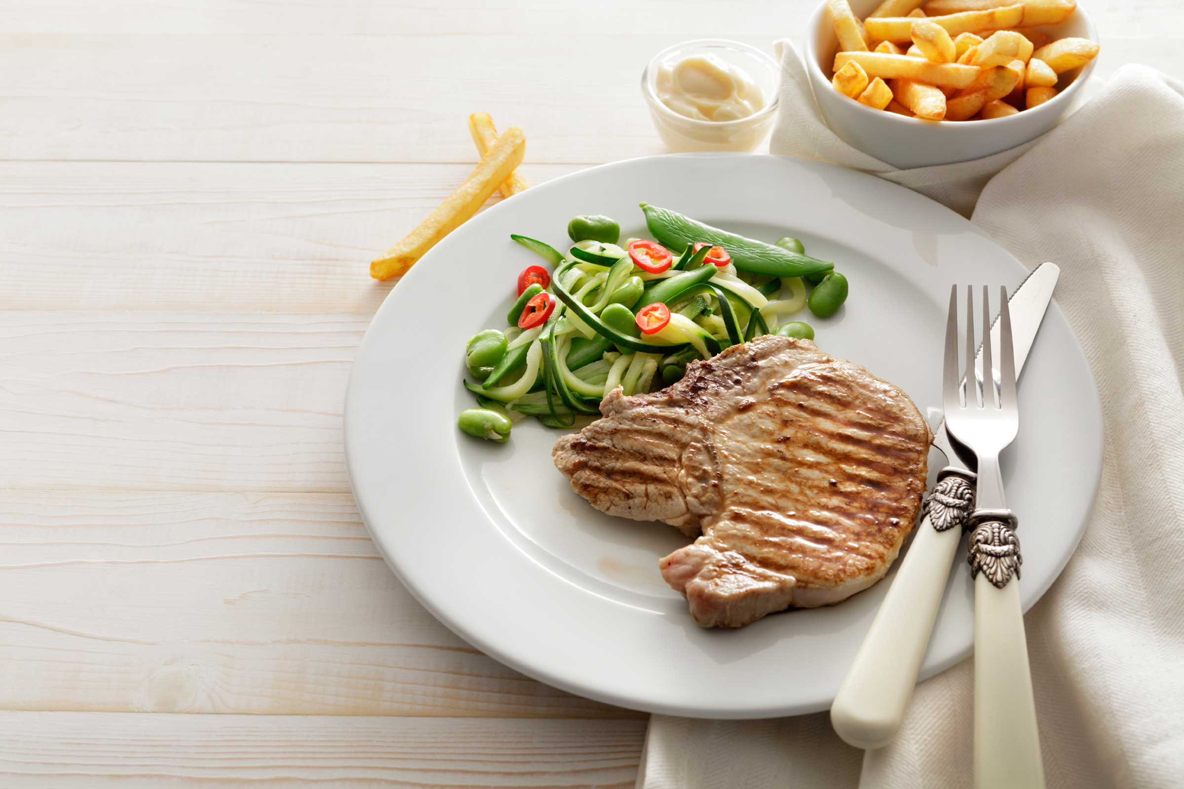 Maneras fáciles de reducir sus porciones: reducir el consumo de calorías y bajar de peso