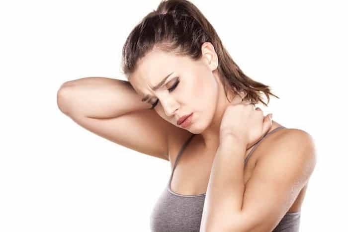 العلاجات المنزلية من تصلب الرقبة