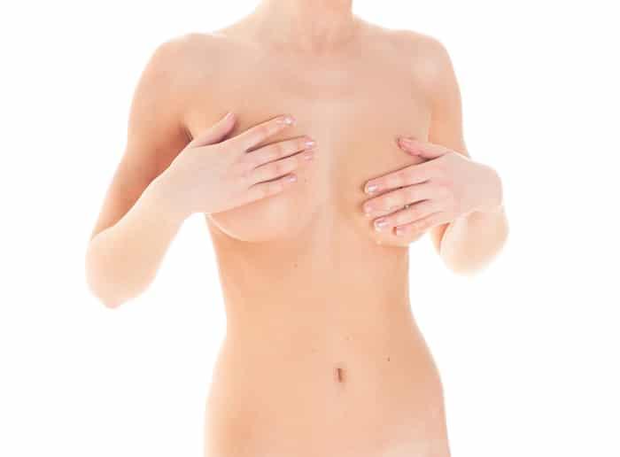 Cirurgia de mama para seios assimétricos