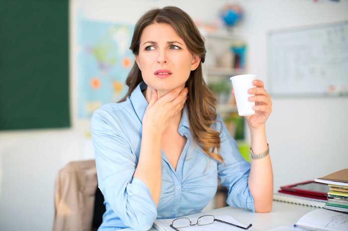 Les symptômes de la maladie de reflux acide