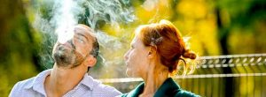 吸烟和缺乏治疗呼吸: 你能慢性阻塞性肺病?