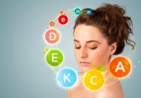 Top 10 vitaminas que deben ser una parte de su dieta