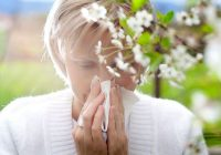 Tratamiento de la alergia al polen