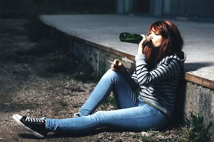 Alkoholmissbrauch und Angststörung