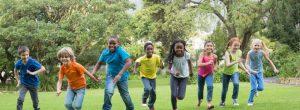 儿童活动,不包括计算机, 游戏或电视