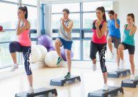 Aerobic Step: ¿un deporte para las mujeres solamente?