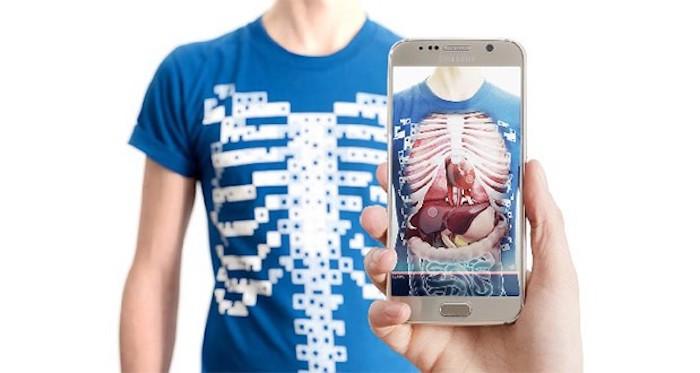 Substituição do corpo na Faculdade de Medicina: melhores aplicações móveis para aprender anatomia