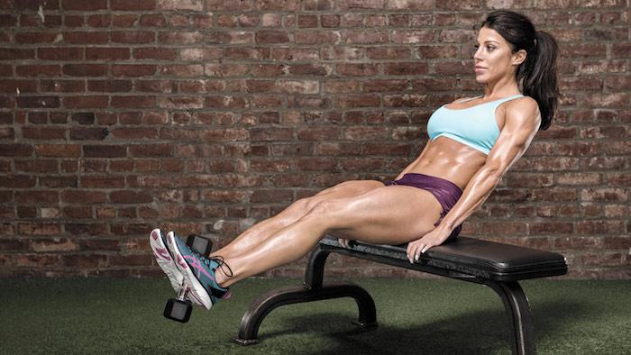 ¿Los ejercicios de abdominales que le haran conseguir su six-pack? Consejos para perder la grasa del vientre