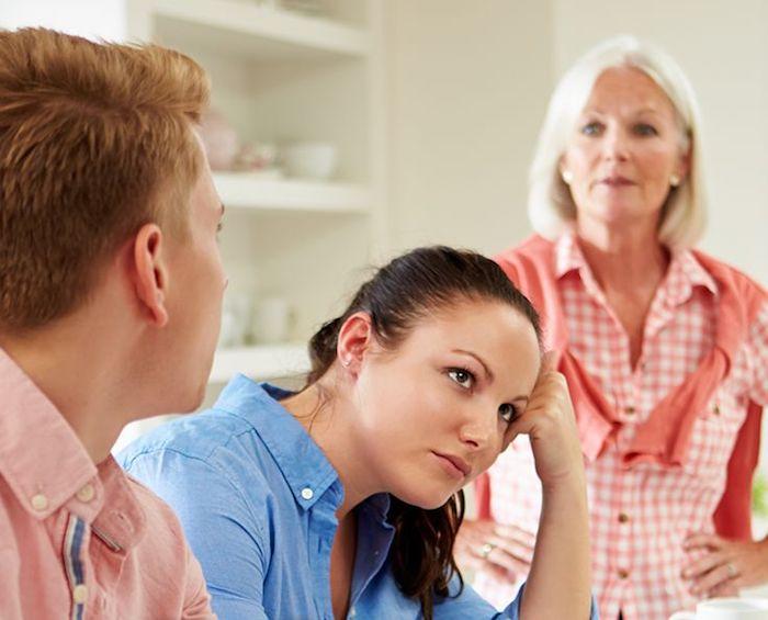 Désengagement de votre famille d'origine