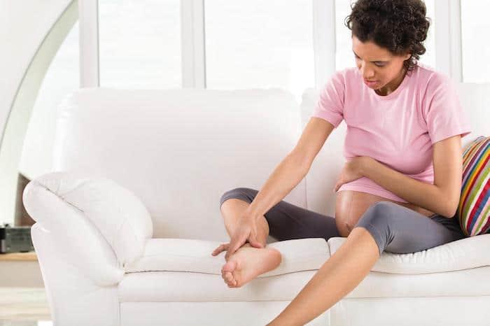 مدرات البول الطبيعية أثناء الحمل واحتباس السوائل
