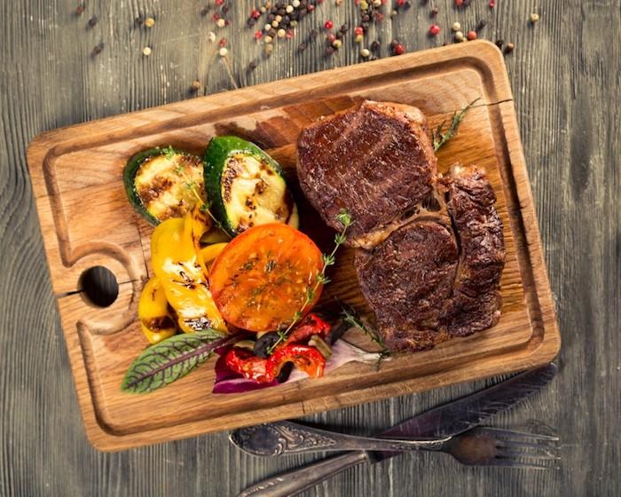 Natürliche Steroide in Lebensmitteln