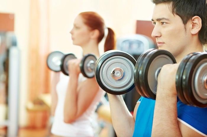 Hemorroides, levantamiento de pesas y otras actividades físicas
