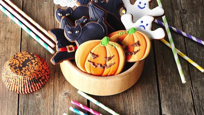Ideas para un halloween sano: tratamientos saludables