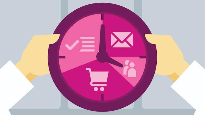 ¿Tiene problemas para organizar su tiempo?