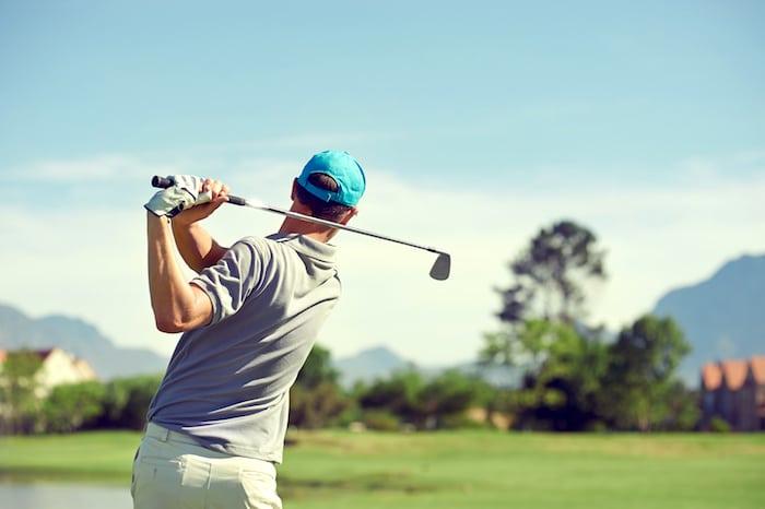 Tipps für die Rehabilitation von Golfern Ellenbogen