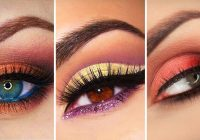 So passen Sie Lidschatten und Augenfarbe an
