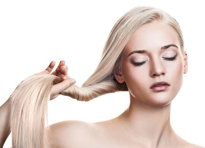 """""""Vitamines capillaires"""" pour des cheveux plus sains et une croissance plus rapide des cheveux"""