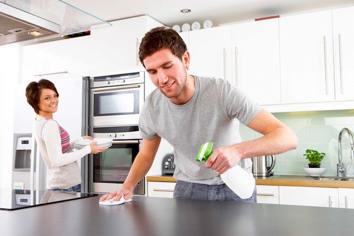 12 façons de garder votre maison propre