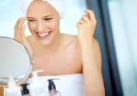 Remédios caseiros para microdermoabrasão facial