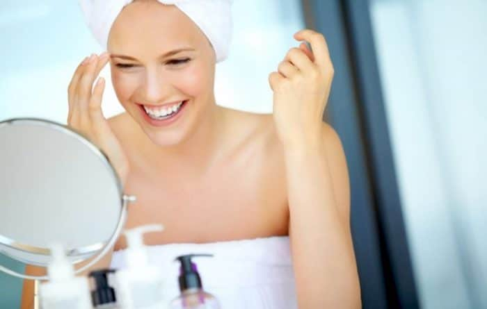 العلاجات المنزلية من جلدي الوجه