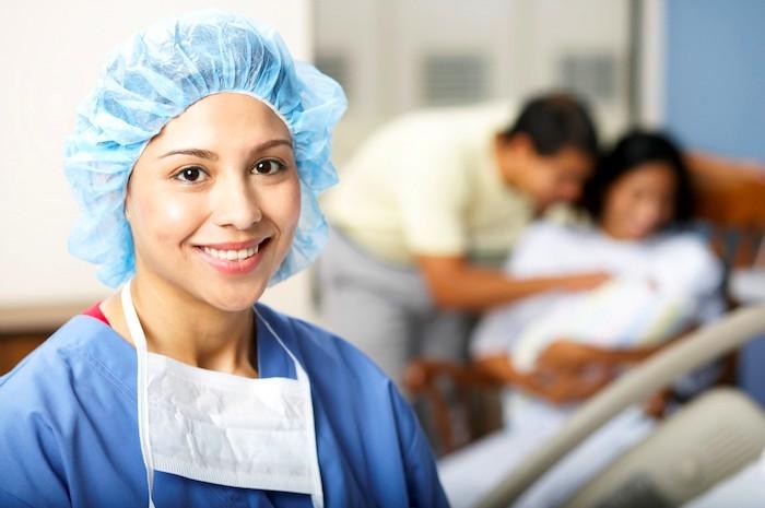 健康保险对于孕妇