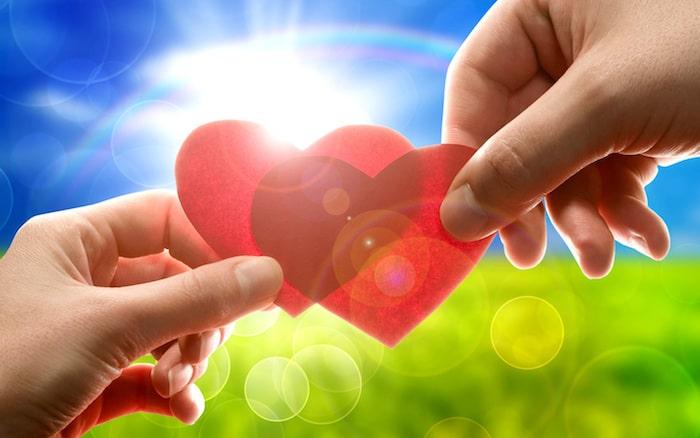 唯一可靠的源的爱