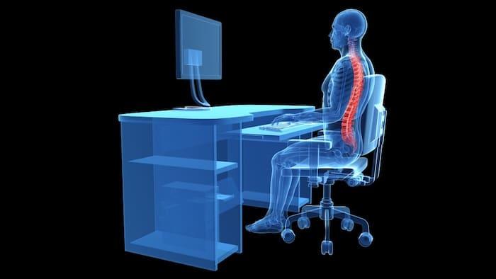 10 consejos para mejorar la postura y la ergonomía