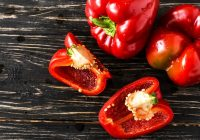 Pimiento rojo: información nutricional y beneficios para la salud
