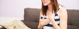 防止胃灼热的在怀孕与自然的补救措施