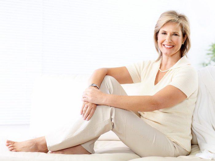 ¿Sufre de sequedad vaginal inducida por la menopausia? estrógeno, lubricantes y hidratantes pueden ayudar