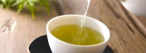 Avantages de thé vert pour les troubles de la vue