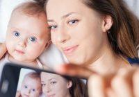 Beste postpartale mobile Anwendungen für junge Mütter