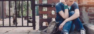 'Gran aumento' na autolesión entre as adolescentes
