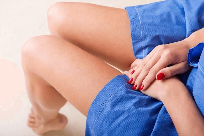 Chlamydien, eine sexuell übertragbare Krankheit, die nicht immer durch das Geschlecht übertragen wird