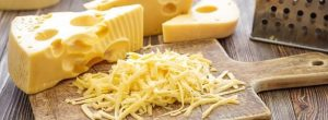 一个更有理由要吃奶酪