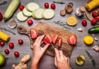 Refeições dietéticas para vegetarianos