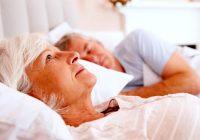 صلة النوم ومرض الزهايمر