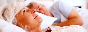 连接的睡眠和阿尔茨海默氏病