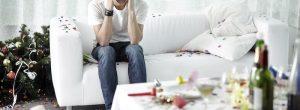 V zvezi s čezmernim uživanjem alkohola in marihuane lahko povzroči duševne težave v najstniških letih
