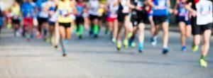 धावकों दूरी में कर रहे हैं एक नहीं, नहीं बीमा कंपनियों के लिए
