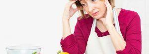 L'alimentation de la ménopause - Que manger pour gérer les symptômes de la ménopause?