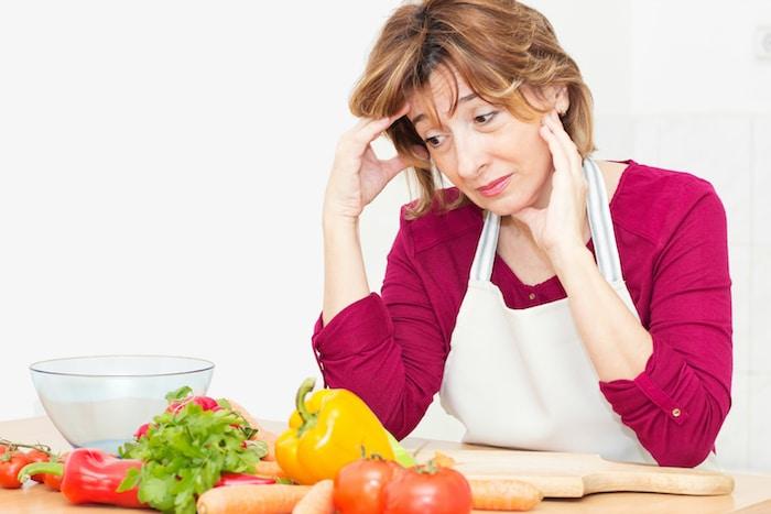 Ménopause Diet - Que manger pour gérer les symptômes de la ménopause?