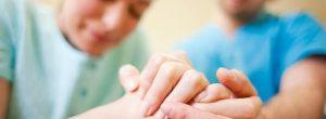 Epidurals med porodom lahko zaščito medenične mišice