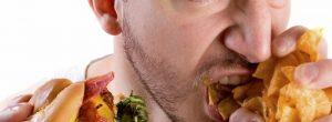 Um novo estudo mostra que o estresse pode ser tão saudável como junk food